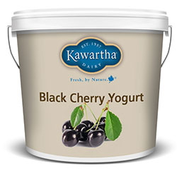 Black Cherry Yogurt