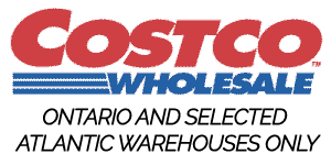 Costco - Ontario and Selected Atlantic Warehouses Only