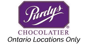 Purdy's - Ontario Locations Only
