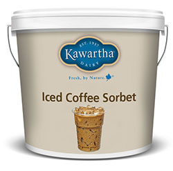 Iced Coffee Sorbet