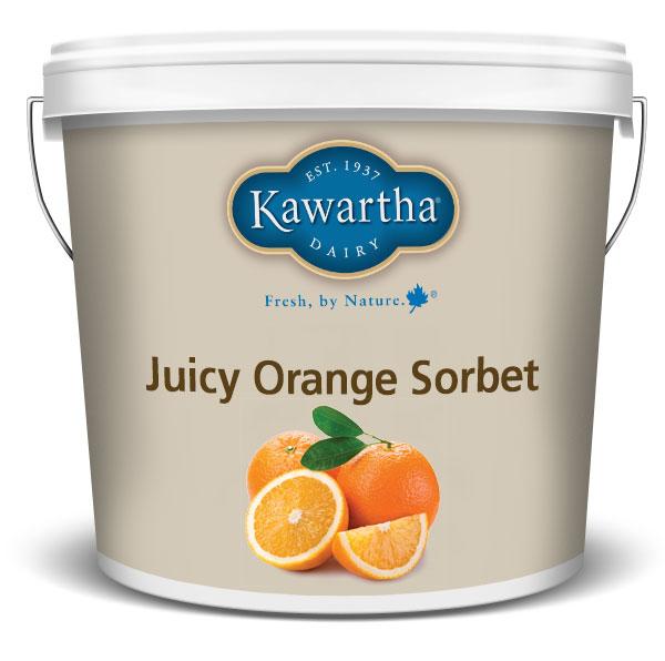 Juicy Orange Sorbet 11.4 Litres