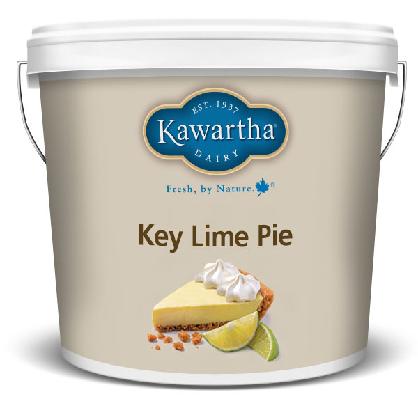 Photo of Key Lime Pie Ice Cream
