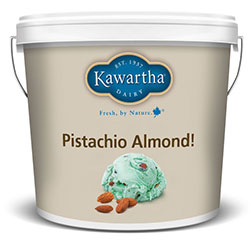 Pistachio Almond