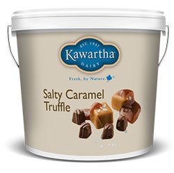 Salty Caramel Truffle